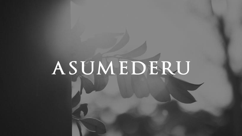 ASUMEDERU(アスメデル)