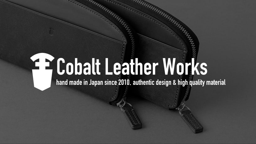 Cobalt Leather Works(コバルトレザーワークス)