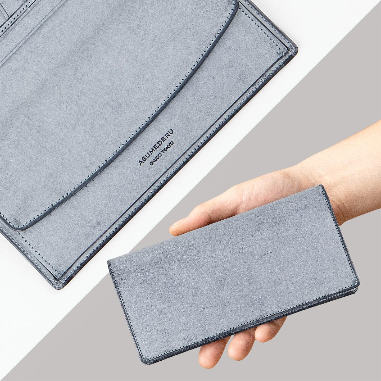 フキオロシ 長財布(小銭入れ付)