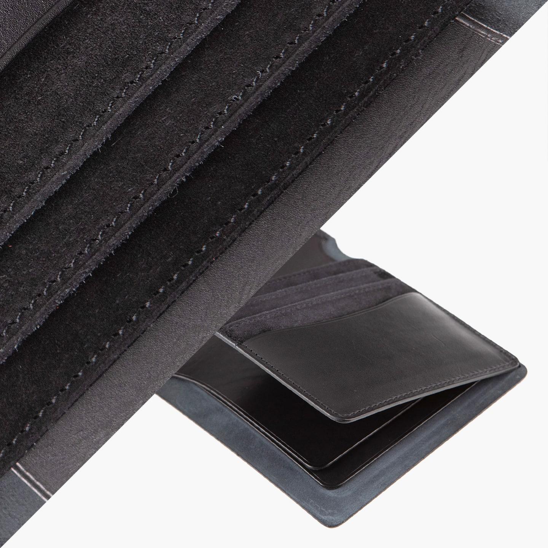 ベビーカーフ 二つ折り財布(No.6)