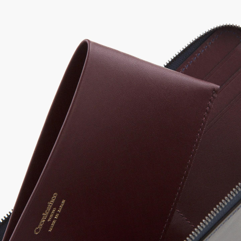 財布内で自由に位置を動かせる、ユースフルな設計