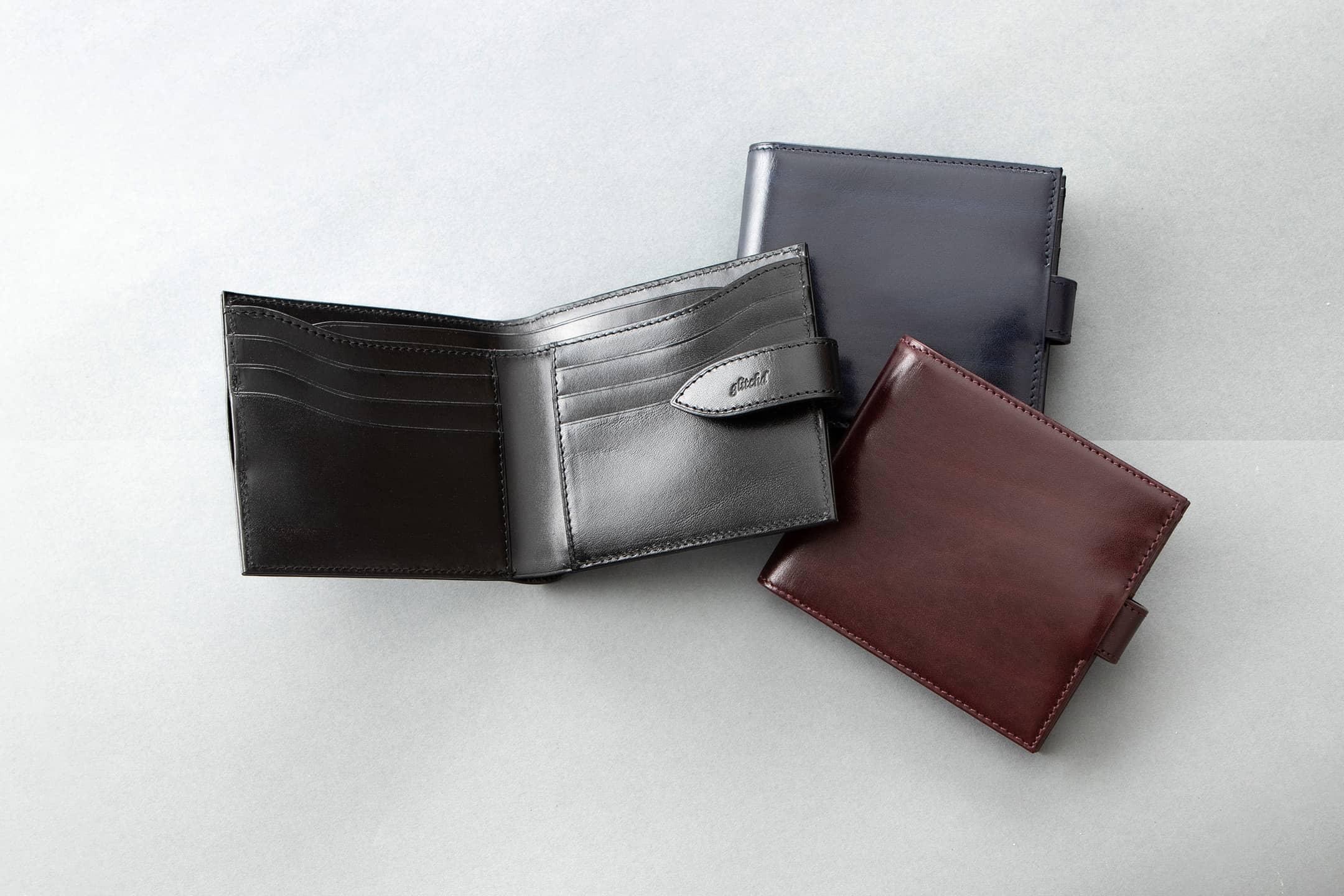 ルガトー 二つ折り財布 by glitchd(グリッチド)