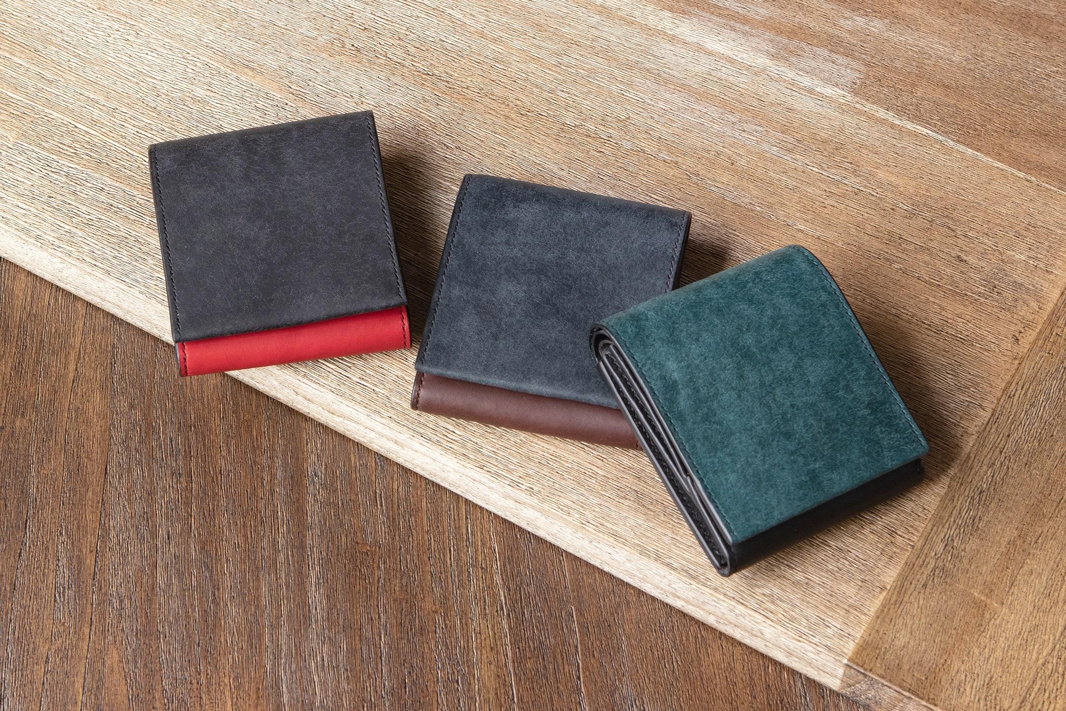 プエブロ&リスシオ ショート財布