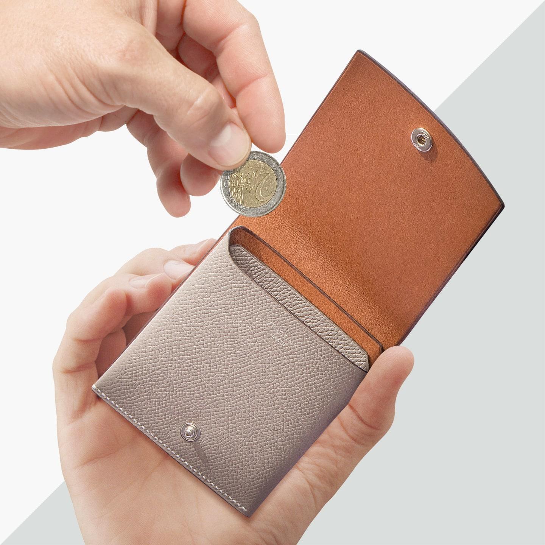 ダービー & バラニール コンパクト財布
