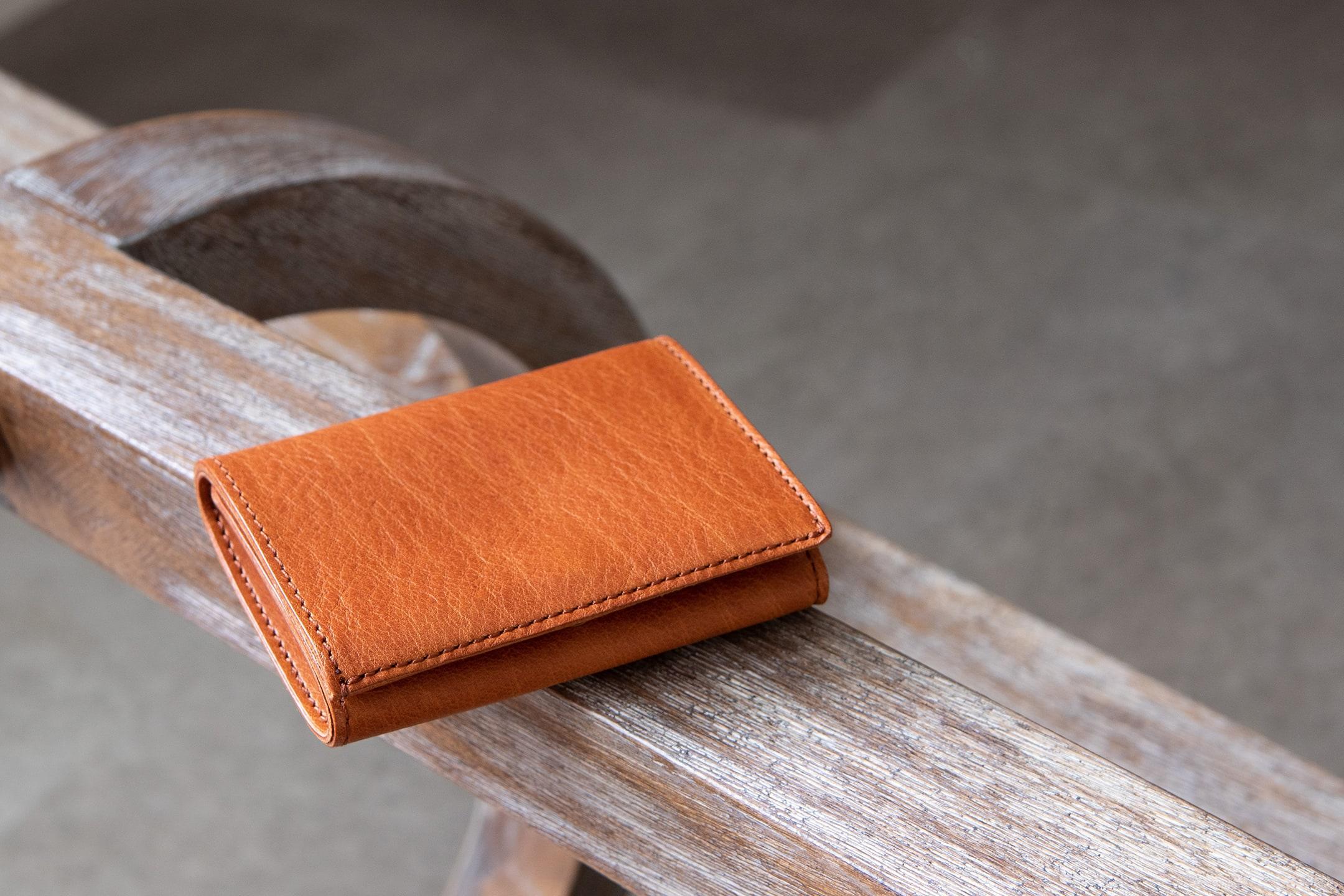 三つ折り財布  by WINS FACTORY(ウインズファクトリー)