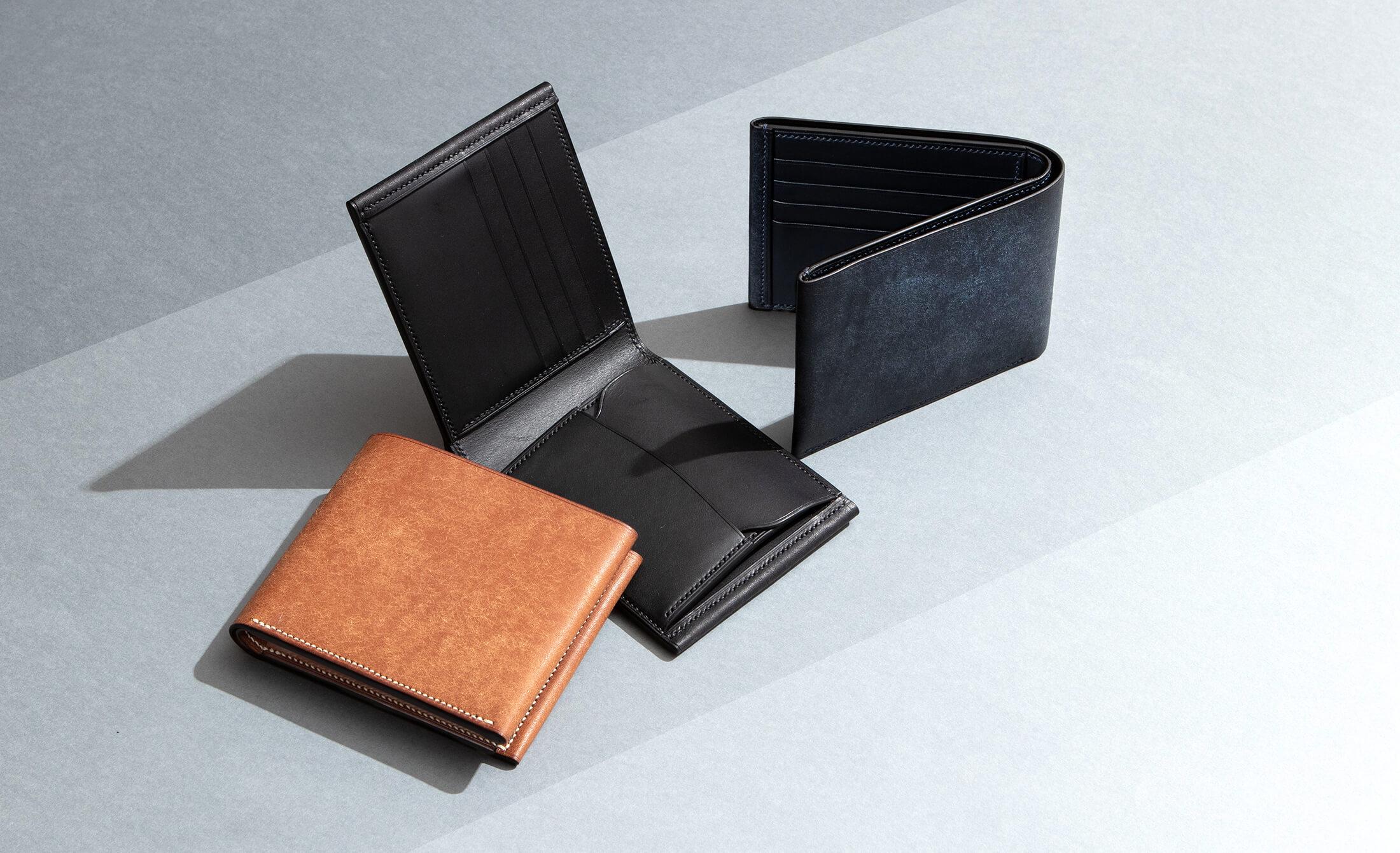 『Lutece』の二つ折り財布giglio(ジリオ)
