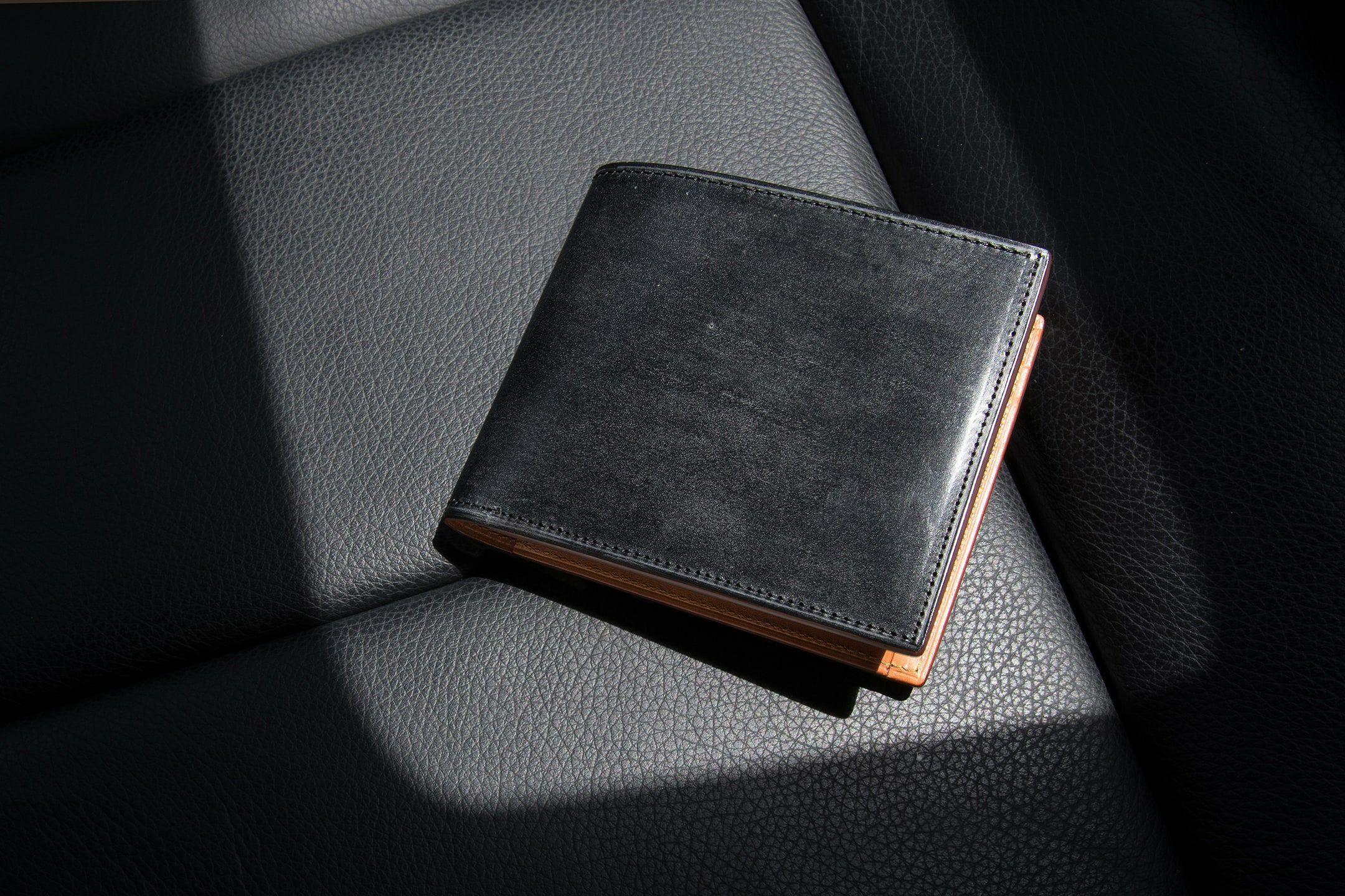 ブライドル 二つ折り財布(小銭入れ付)